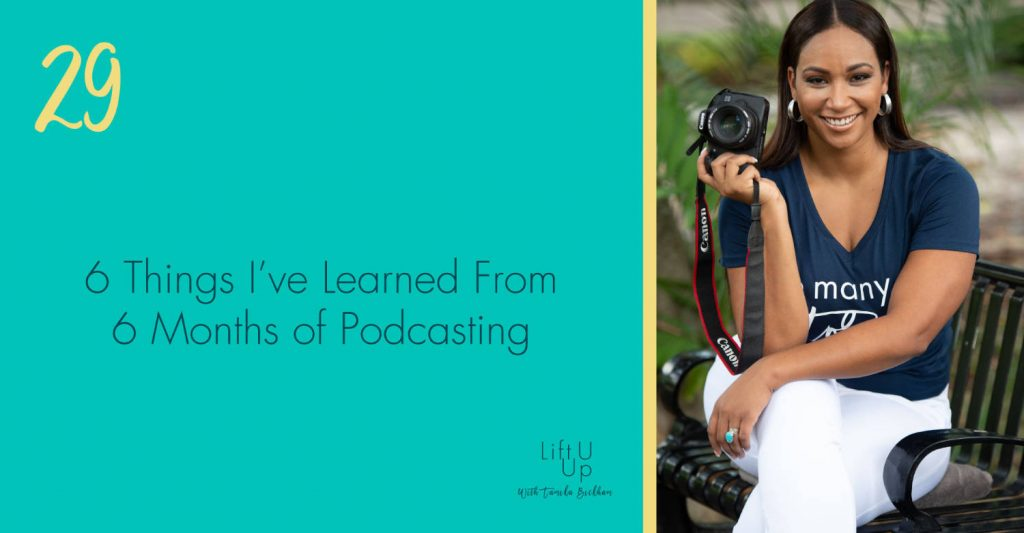 Lessons in Podcasting