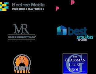 Mobile Logos Social Media Marketing