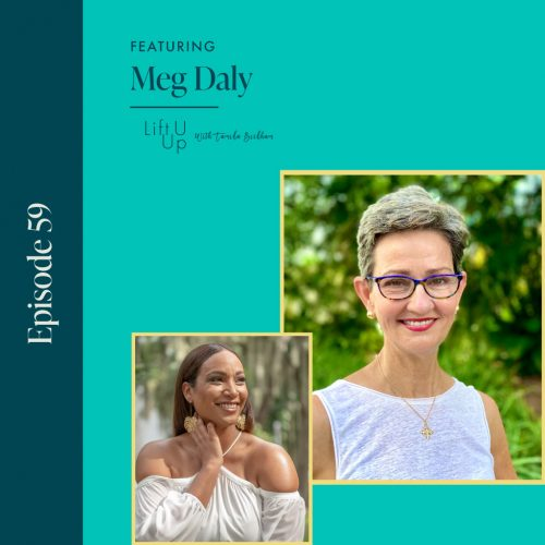 EP59 Website Square Podcast Featuring Meg Daly