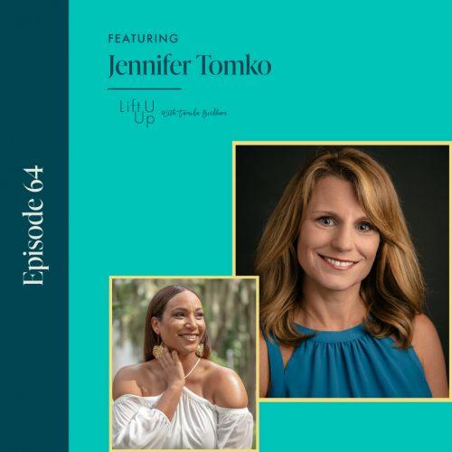 Women Psychotherapist Jennifer Tomko Helps with Trauma